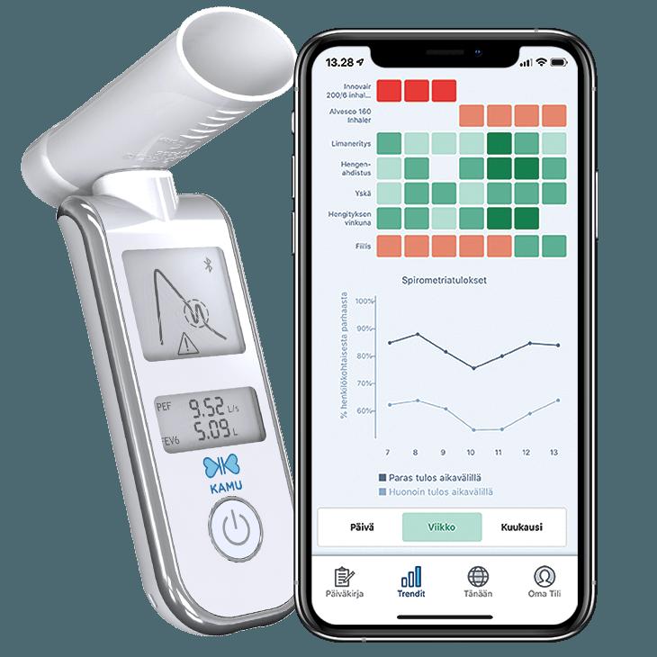 spirometer KAMU Asthma
